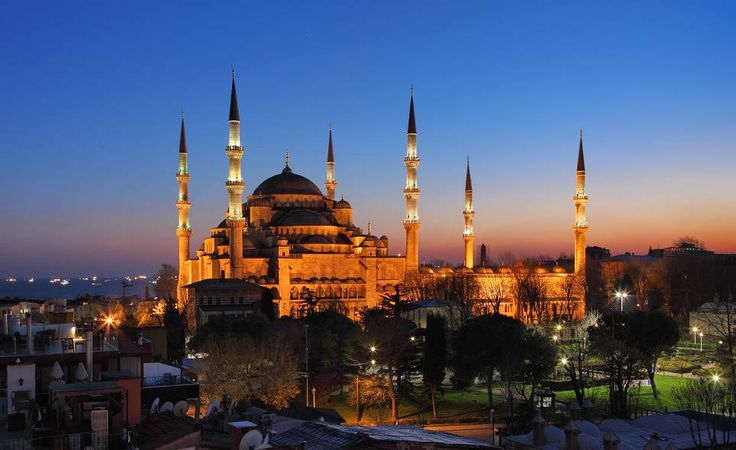 Come discover the highlights of Istanbul with us.