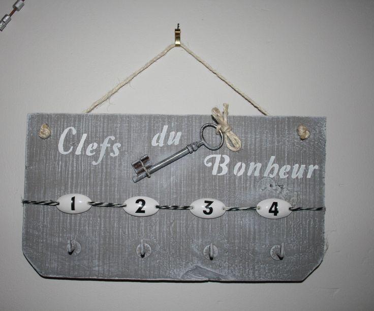 les 44 meilleures images du tableau clefs anciennes sur pinterest clefs accessoires et. Black Bedroom Furniture Sets. Home Design Ideas