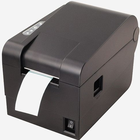 (33.99$)  Buy here - http://airsu.worlditems.win/all/product.php?id=32580617444 - 2016 new  high quality 235B clothing tag  58mm Thermal barcode sticker printer Qr code the non-drying label printer