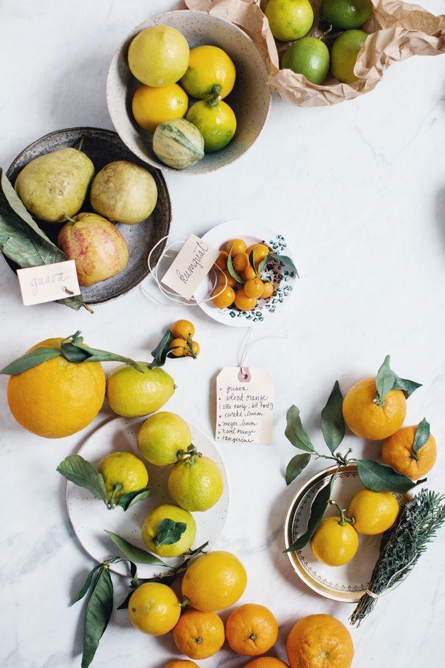 Citrus | Cannelle et Vanille