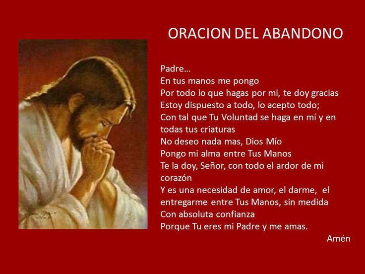 100 best oraciones images by nilda l pez on pinterest for En tus manos senor