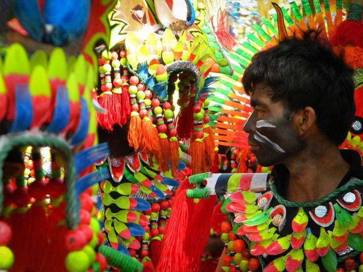 Festivals of the Philippines: The Ati-atihan, Kalibo