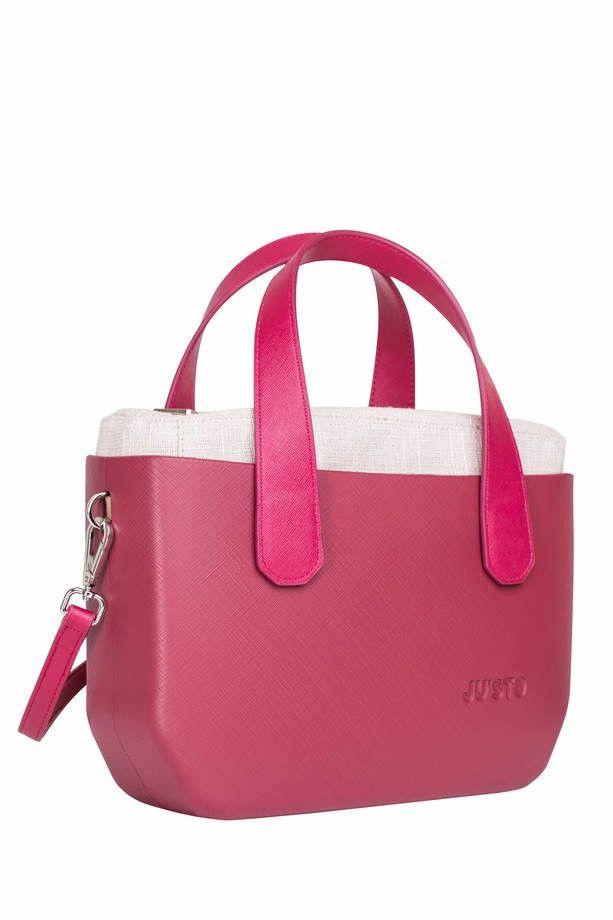 JU'STO / Disponibile sul nostro store! #justo #bag #bags #letichettadicarel