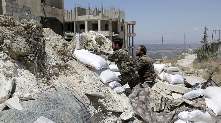 """Militants from Ahrar Al-Sham, a hardline Islamist group, are planning to use white phosphorus in an attack on civilians to later blame it on Syrian armed forces, UN envoy Bashar Ja'afari told a UN Security Council emergency meeting on Sunday. """"I have information that Ahrar Al-Sham terrorists intend to mount attacks on civilian population using …"""