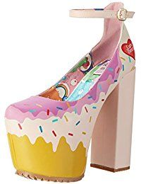 Iron Fist Donut Care Bear Super Platform - Tacones Mujer