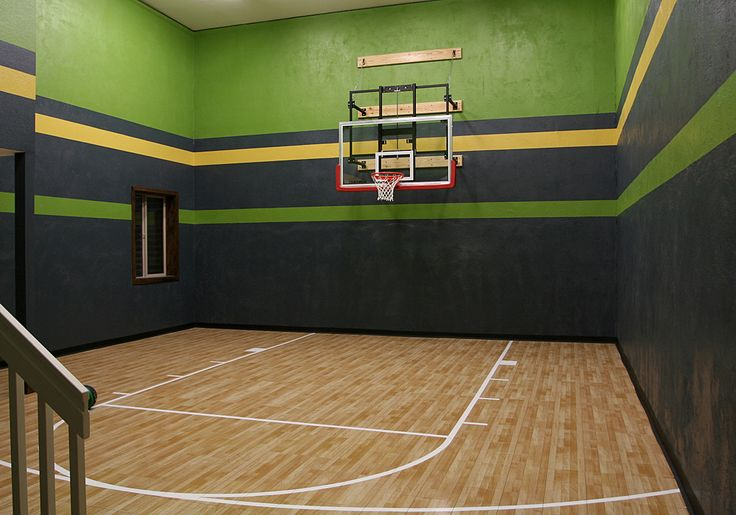 2d68976f07b16860ab0b25621acd68fd home basketball court basketball room indoor sport court basketball 18\u2032 high ceiling in the basement,Home Indoor Basketball Court Plans