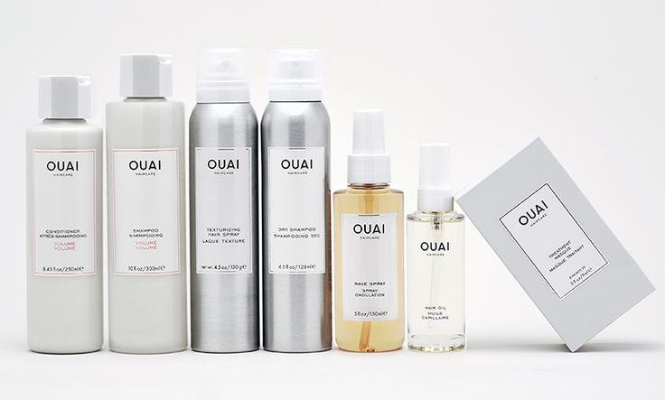 Jen Atkin's new hair product line, Ouai