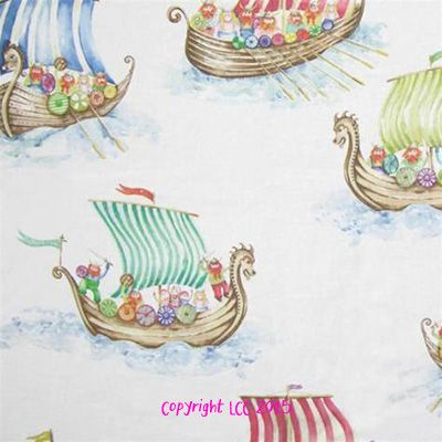 Viking Armada Small White
