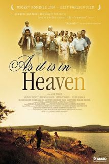 """A link to our blog all about """"As It Is In Heaven"""" screening at the Crossroads International Film Festival in Corvallis, Oregon during February 2014."""
