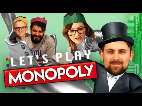 nice CHRISTMAS IS FOR BOARD GAMES - Let's Play Monopoly on Tabletop Simulator