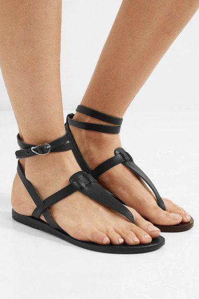 eeb46161ff2f ANCIENT GREEK SANDALS Estia strappy leather sandals in 2019 ...
