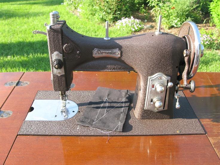 domestic 153 sewing machine