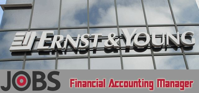 Ernst and Young Jobs as Financial Accounting Manager in Saudi Arabia Visit jobsingcc.com for more info @ http://jobsingcc.com/ernst-young-jobs-financial-accounting-manager/