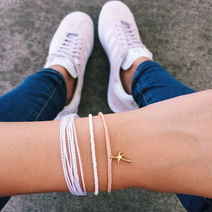 Blushing Palm Tree | Pura Vida Bracelets