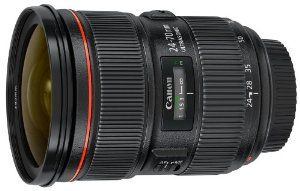 Canon EF 24-70mm f/2.8L II USM Standard Zoom Lens  Canon $2,099.00