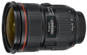 Canon EF 24-70mm f/2.8L II USM Standard Zoom Lens  Canon $2,099.00