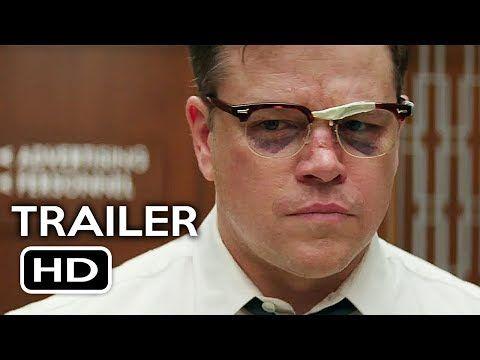 Suburbicon Official Trailer #1 (2017) Matt Damon, Oscar Isaac Crime Comedy HD - YouTube