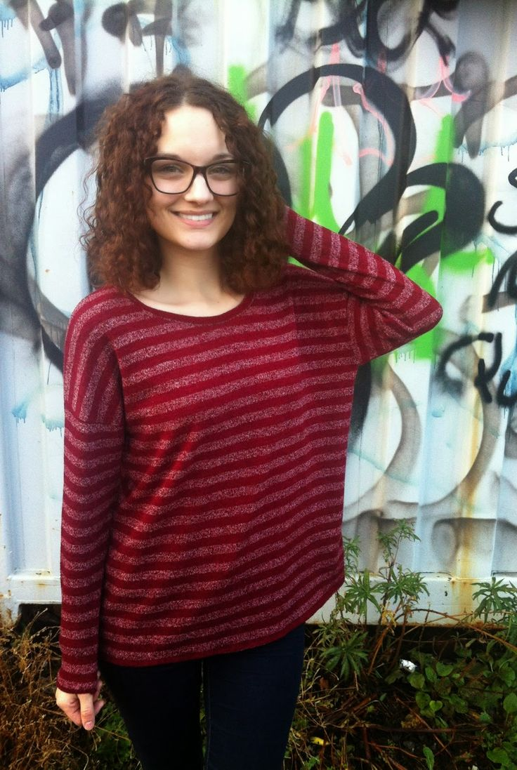 MP by Maude : Hemlock Tee Sewing Pattern, Grainline Studio