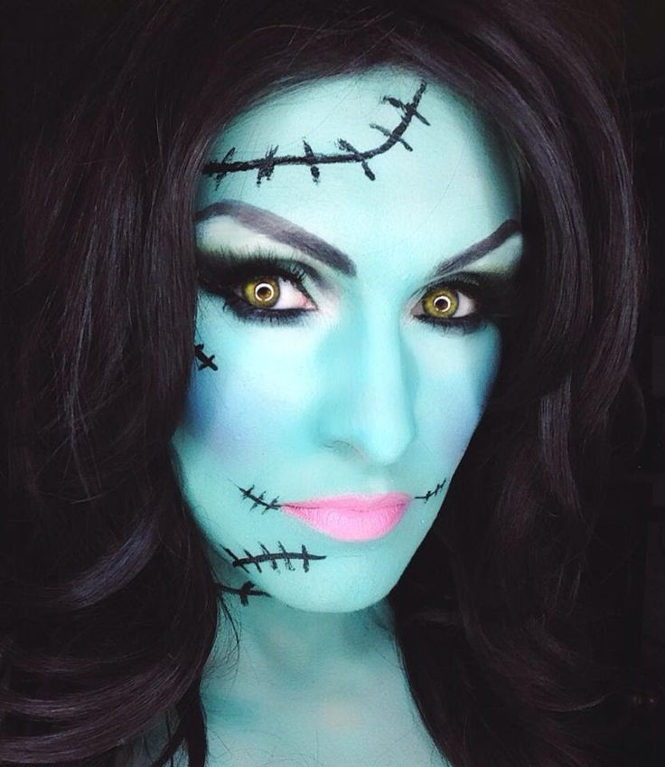 80 best munsters halloween images on Pinterest | Halloween makeup ...