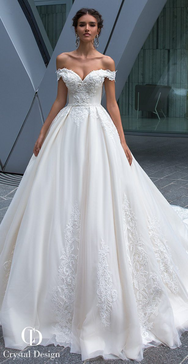 Crystal Designs Wedding Dresses 2019 , Crystal Designs