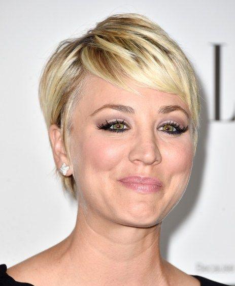 20 Wunderschöne Looks Mit Pixie Cut Für Rundes Gesicht Hair