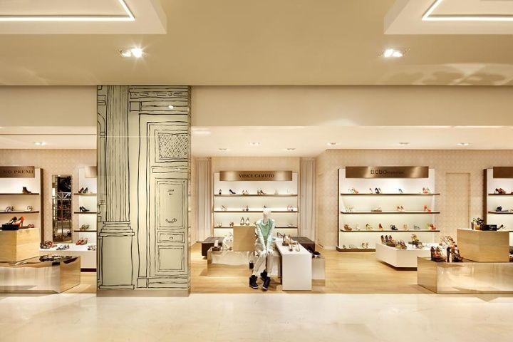 Galeries Lafayette - Department Store - by Plajer & Franz Studio - Jakarta