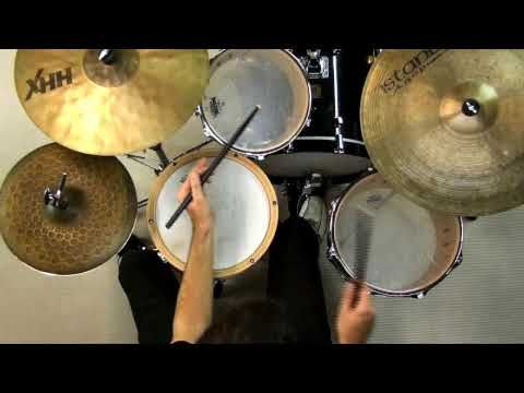Not So Secret Steve Gadd Drum Lick Explained - YouTube