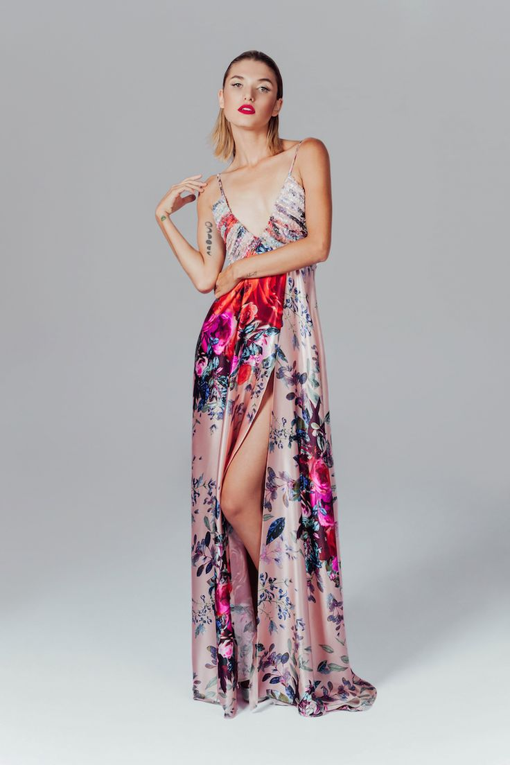 Habana Gown