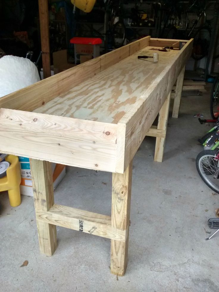7 Best Gutterball Table Images On Woodworking Carpentry