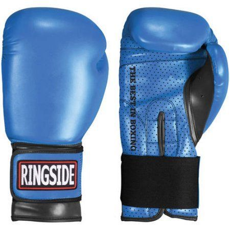 nice Ringside Extreme Fitness Boxing Gloves, Blue...by http://dezdemoonfitnes.gdn
