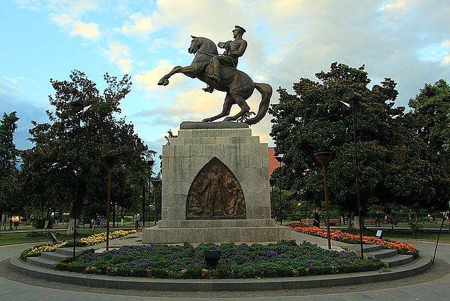 SAMSUN - Atatürk Anıtı