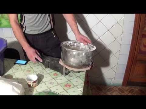 Приготовление сахарной пудры, канди! - YouTube