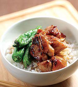 15分でできちゃう焼き鳥丼♡鳥丼 作り方