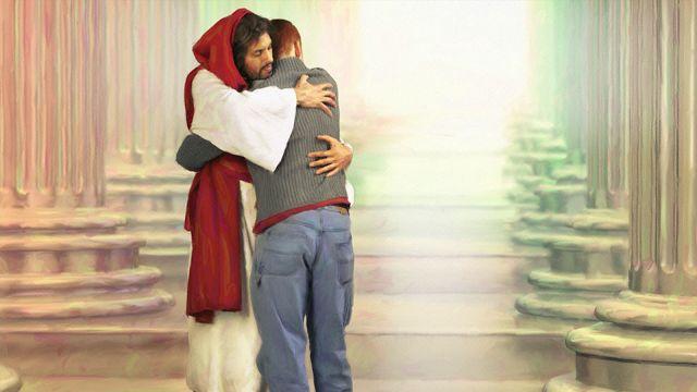Christelike Boodskappies: Om reg te kies