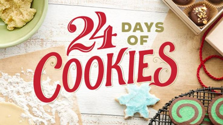 We're celebrating the holiday season the best way we know how – with freshly baked cookies! Sign up now to receive a daily email with Betty's best cookies of the season starting Nov. 25th. <br/>