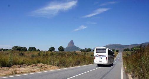 Angola em Movimento Monte Lubiri - Morro das Águas Quentes - Alto Hama…