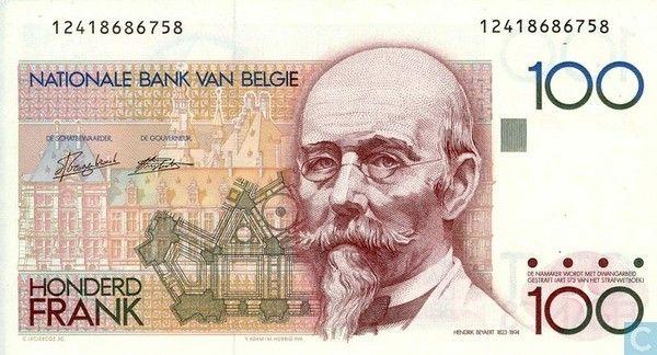 de Belgische frank - Google zoeken