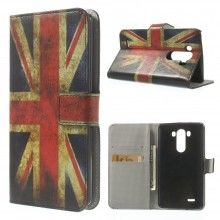 Forro Book LG G3 Design Bandera UK 1 $ 26.200,00