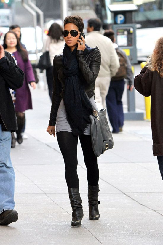 halle berry fashion | Halle Berry's Aviator shades TheGloss i/m waiting for your call sweetheart
