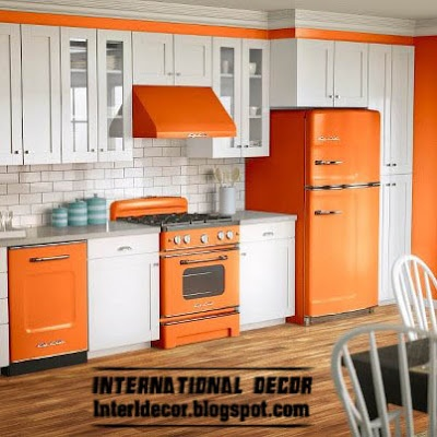 Best 32 Best Images About Orange Kitchens On Pinterest 640 x 480
