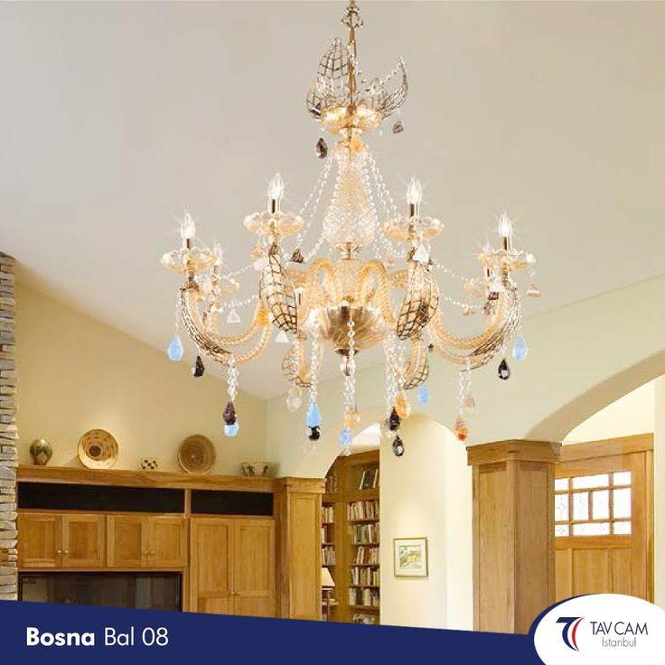 Bosna Bal Avize el yapımı sıcak cam tekniği ile üretilmiştir. Cam sanatımızı sıra dışı olan yerli taşlarımızla canlandırdık. Detaylı bilgi için tıklayınız → http://bit.ly/2rW88rD #tavcam #tavcamavize #bosnabal #avize #camavize #salonavizesi #karamel #chandelier #handmade #glass #light #elyapımı #Turkey