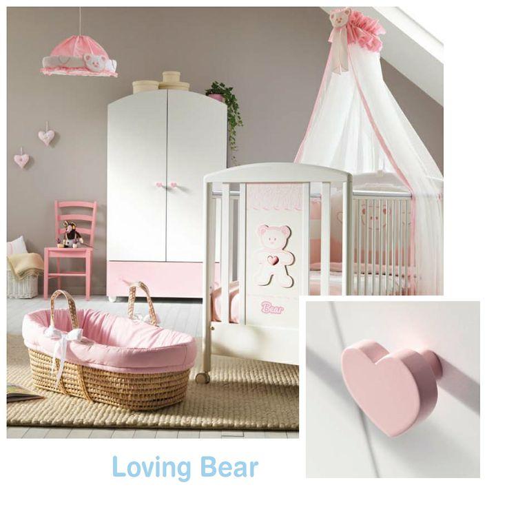 #Kinderzimmer für Mädchen in Pink