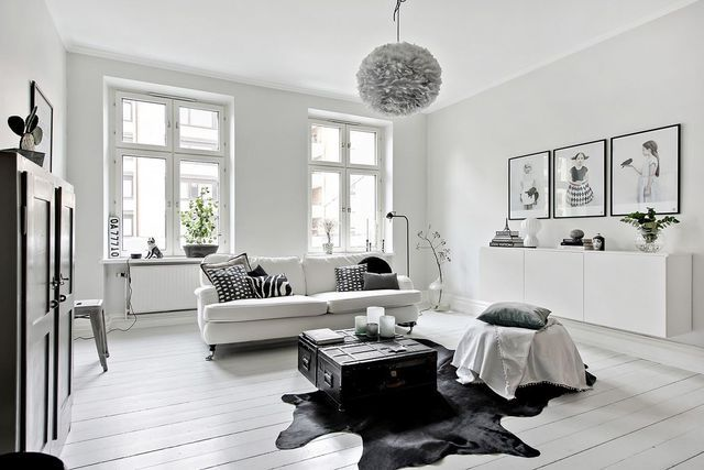 Un appartement très « Lagom »