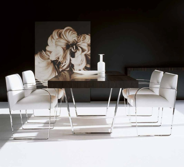 23 Best Extendable Glass Dining Table Images On Pinterest