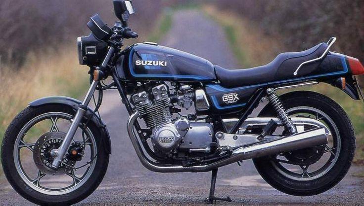 Suzuki GSX 750E