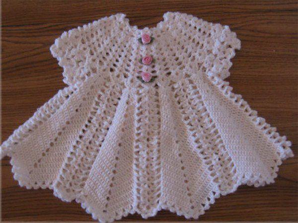 Apple Blossom Baby Girl Dress.