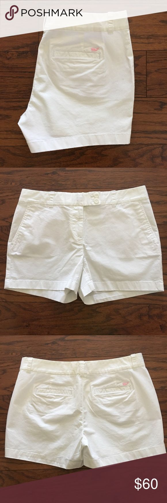 Vineyard Vines Dayboat Shorts New Without Tags✨ Machine washable / Tumble Dry 96 % Cotton / 4 % Spandex 3.5 inch inseam Comfortable material NOT from the outlet Vineyard Vines Shorts
