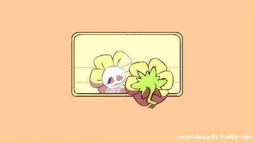 Imagine that in the time that you close out of the game Chara narrates flowey instead