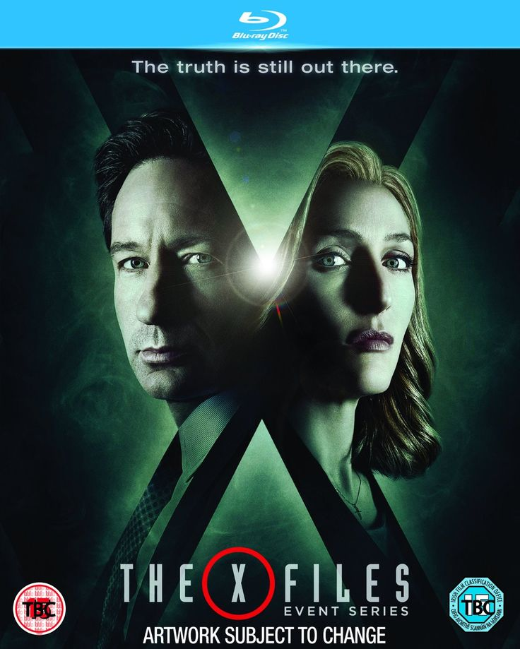 The X-Files: Event Series [Blu-ray]: Amazon.co.uk: David Duchovny, Gillian Anderson, Mitch Pileggi, William B. Davis, Joel McHale, Robbie Amell, Lauren Ambrose, Annabeth Gish, Bruce Harwood, Tom Braidwood: DVD & Blu-ray