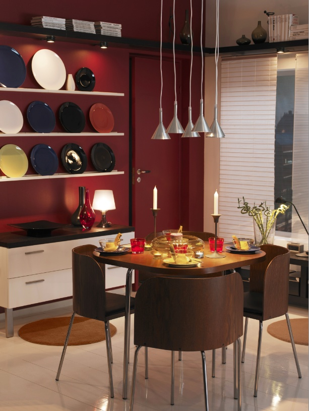 perfect ideas of ikea fusion dining table set best home design